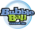 Bubble football Malmö – Bumperball, Bubbleball på Ribersborg Logo